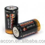 lr20 alkaline battery 1.5v d big dry battery