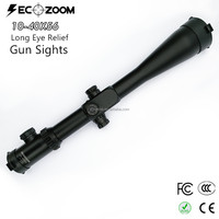 35mm Dia. Single AluminumTube Long Eye Relief 10-40X56 Long Range Hunting Gun Sights Optics for Target and Competition Shooters