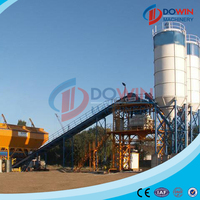 Walking Concrete Batching mixing Plant with CE,GOST,ISO certificates