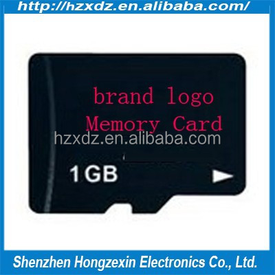 Hot sale 1GB Micro TF sdcard with adapter cheap price