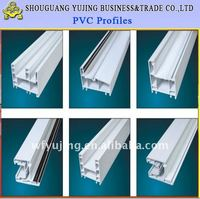 Germany upvc profile for windows China high quality upvc profile supplier and manufacturer