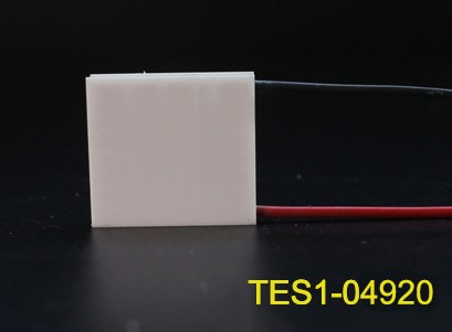 Small Size Thermoelectric Module TES1-04920