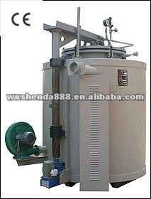 Well Type Vertical Pit Type Vacuum Wire Annealing Furnace