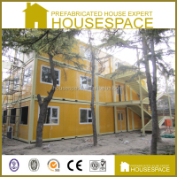 Customized Flat-pack multi container house