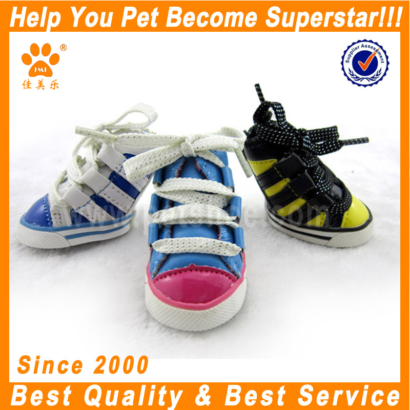 JML wholesale pet supply oem converse shoes for dog factory direct dog walking shoes