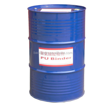 Polyurethane Binder for Colored EPDM Rubber granules, MDI glue for sports playground