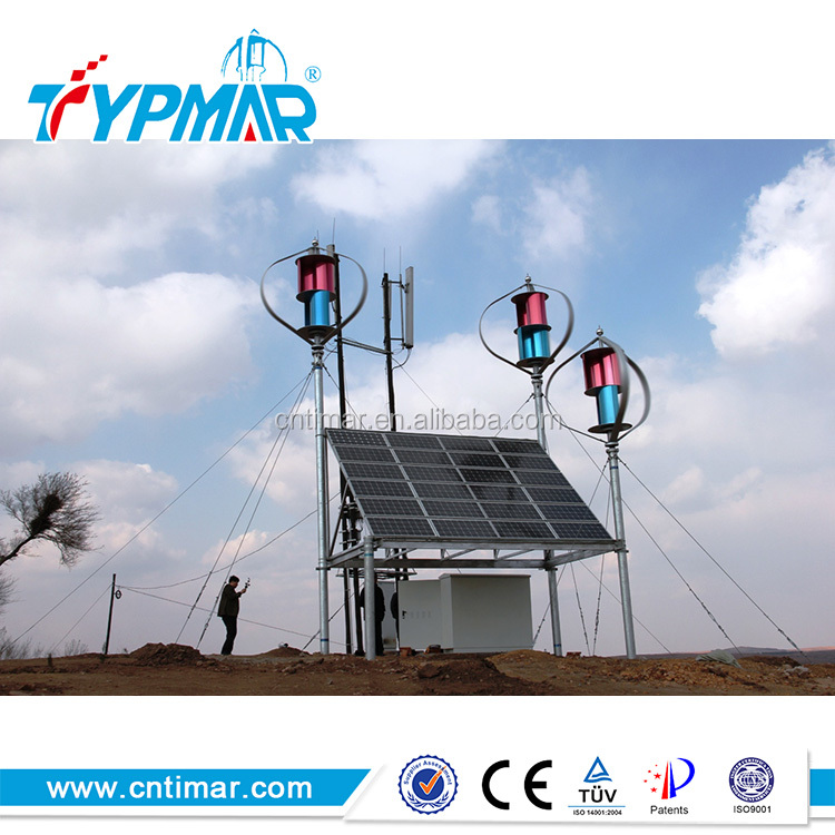 china supplier high quality solar and wind power systems for home for telecoms BTS