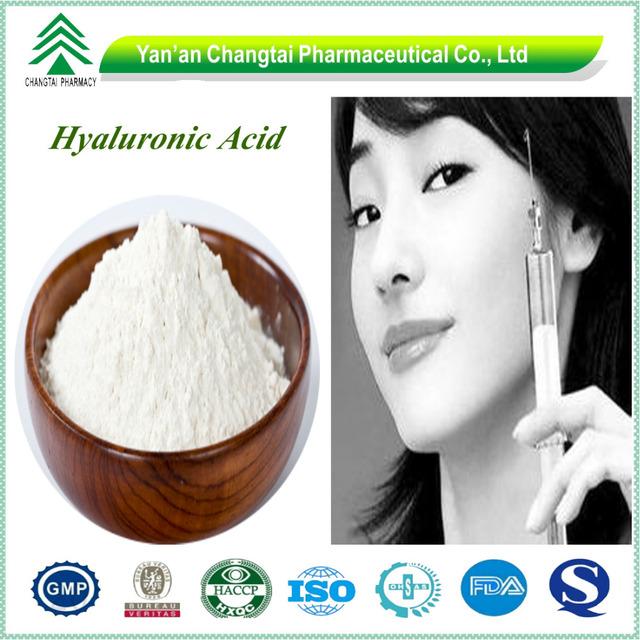 GMP Certificate bulk cosmetics face hyaluronic acid