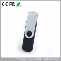High speed Cheap OTG usb key, cheap custom OTG usb key OTG 2.0/3.0 usb 3.0 flash drive for smartphone/tablet pc
