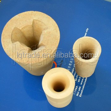 Zirconia Nozzle Zirconia for Tundish