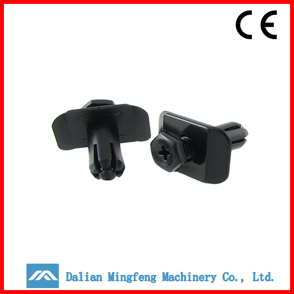China wholesale custom auto plastic clips