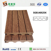 wpc extruded plastic composite decking,wood plastic floor boards