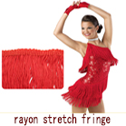 stretch fringe