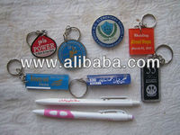 Promotional Plastic Key chains & Pens