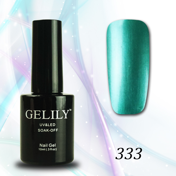 Gado high quality fashion color makeup Nail Polish Brands Metallic Gel