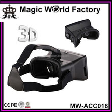 HIGH QUALITY MOBILE ACCESSORIES 3D VR VIRTUAL REALITY GLASSES FOR IOS ANDROID
