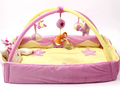 INFANT PLUSH PLAYMAT,Plush Playmat For Baby Bed
