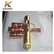 split air conditioner electromagnetic 4-way reversing valve