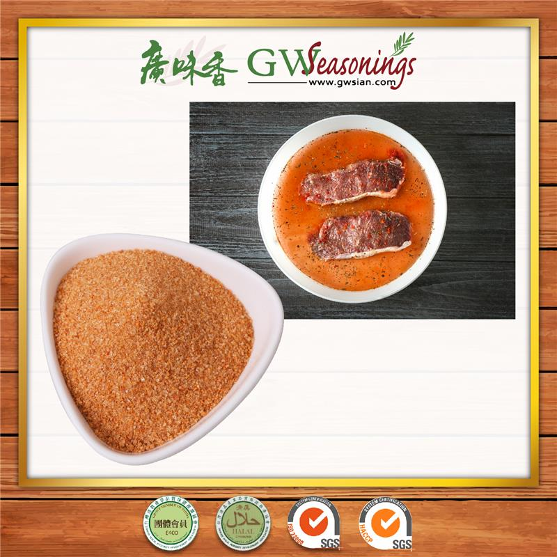 New design chicken bbq marinade with OEM cheap price
