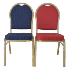 EA-01 New Hotel Banquet Hall Furniture Used Banquet Chairs