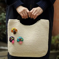 Crocheted Handbag Composition Kit