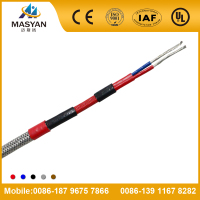 anti-explosion heating cable for drain pipe