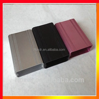 Anodized CNC machined extruded aluminum enclosure box