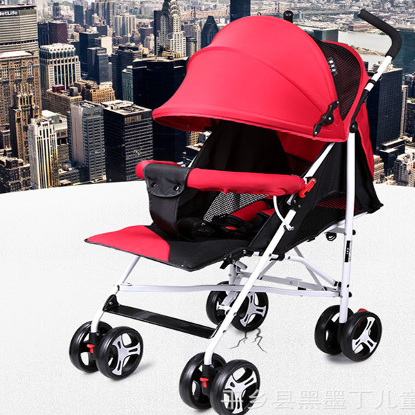 baby strollers car seat with adapter in 3 wheels baby pram