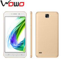 Wholesale 5.5inch Smartphone MTK6580 1GB+8GB 5.0MP Rear Camera Dual 3G Phones Mobile Android Smartphone