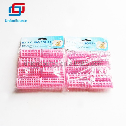 High Quality 8 pcs Plastic Hair Roller