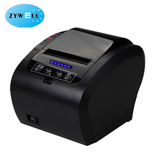 ZY606 Good Performance Portable 58mm POS Thermal Receipt Printer/RS-232,USB,COM Interface Receipt Printer