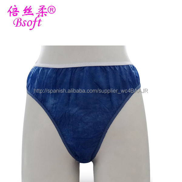 High Quality Disposable Underwear For Travel,Spa,Sauna,Disposable Paper Underwear