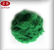 PSF production line recycled polyester staple fiber in scouring pad
