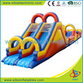 5401 Attractive appearance inflatable slide with bouncer for fun