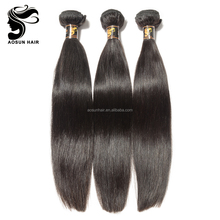 Wholesale Price Remy Hair Top Grade Peruvian Straight Hair