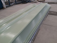 fiberglass lighting sheet frp roof sheet