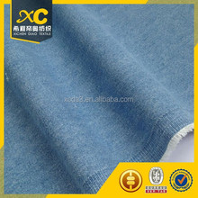 100% cotton material 11oz twill combed denim fabric