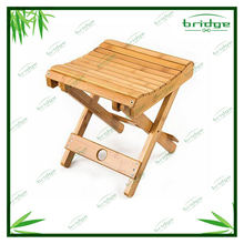 natural eco-freindly bamboo foldable baby chair