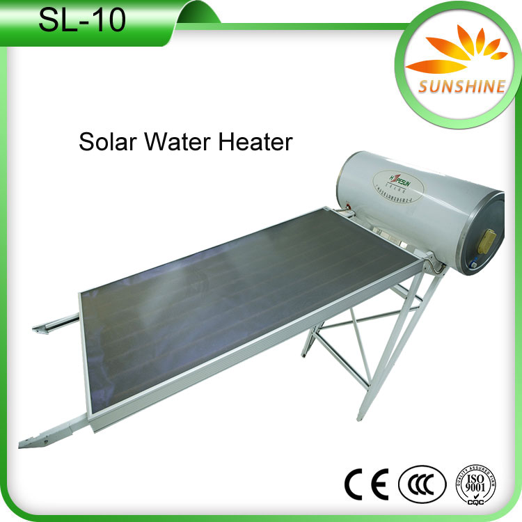 2016 new product heat pipe solar collector water heater with high power output