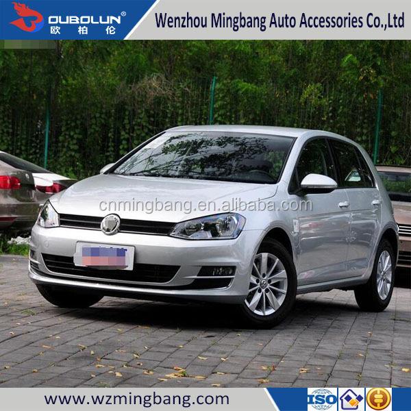 Interior del coche accesorios abs chrome ajuste el volante para volks wagen golf 7 2014 otros - Accesorios coche interior ...