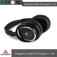 New Design Hot Selling Noise Cancelling Headphone For Airplane