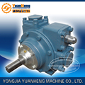 Rotary vane type electric oil transfer pump