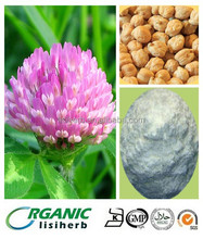 High quality 100% natural Red Clover extract Biochanin A 98% powder