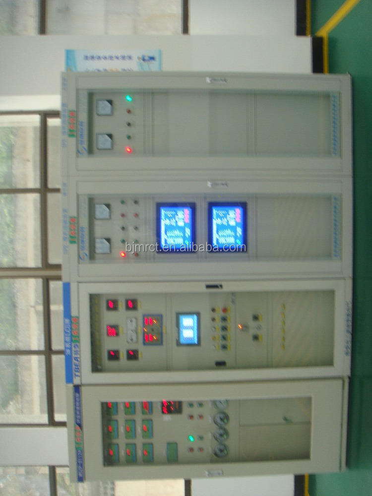 2016 Mrsico microprocessor excitation enclosure, brushless excitation cabinet for power plant