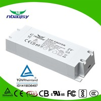 constant current Output Type and 90-277V Input Voltage led power supply 10w