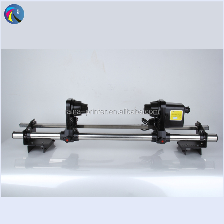 Printer Paper Auto Take Up Roller System for Roland Mimaki Mutoh (one motor)