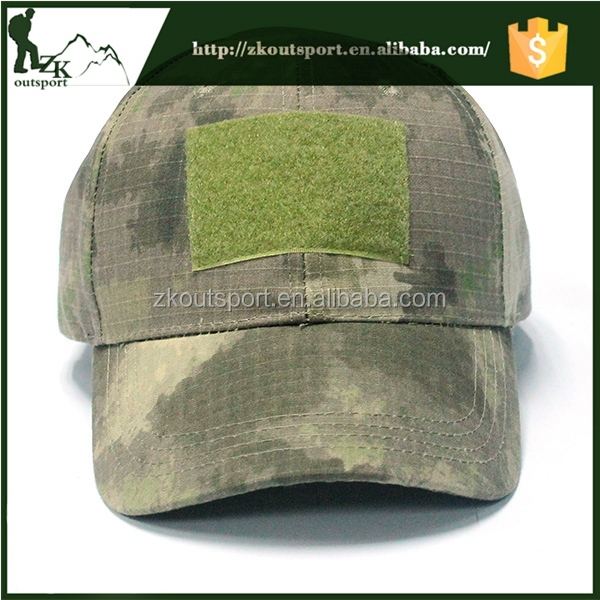 Custom Street wear Military Cap and military hat for new style amy cap