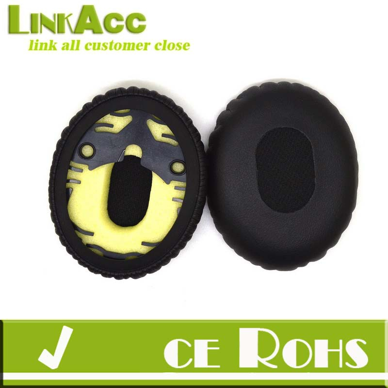 Linkacc-S1 ON EAR Comfort QC3 Headphones Replacement Ear Pad Cushion
