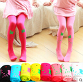 Baby Girl Children Kids Pantyhose Stocking Velvet Kitty Cat Dancing Pantyhose 12 Candy Colors