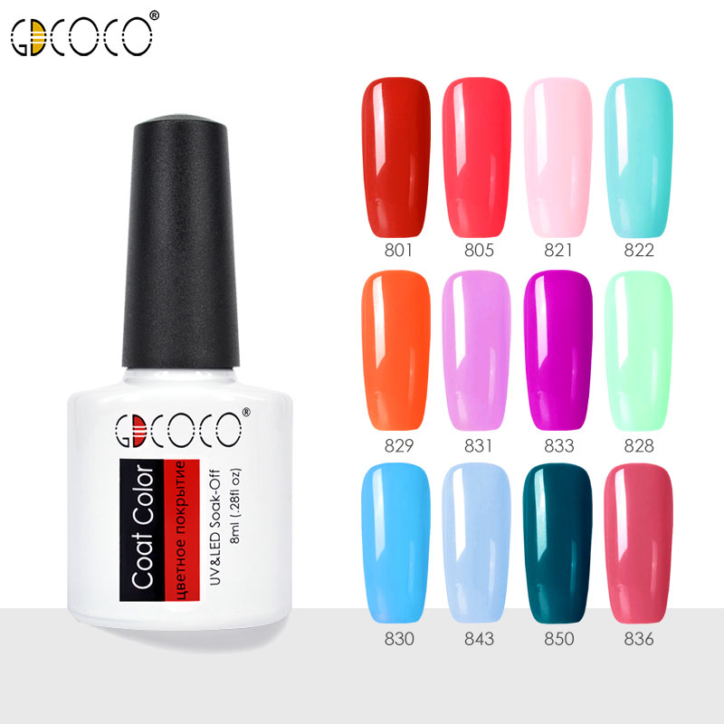 70312 CANNI factory supply GDCOCO Our <strong>Gel</strong> Private Your Brand 240 Colors Soak Off UV /LED Varnish Lamp <strong>Gel</strong> Nail Polishes Lacquer